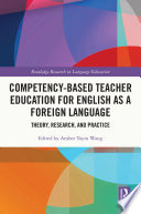 Competency Based Teacher Education for English as a Foreign Language