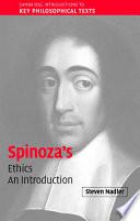 Spinoza's 'Ethics'