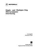 Single  and Multiple chip Microcomputer Interfacing