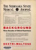 The Nebraska State Medical Journal