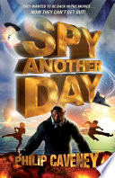 Spy Another Day Book