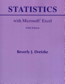 Statistics with Microsoft Excel