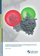 Interdomain Functional Dynamics of Phosphoglycerate Kinase Studied by Single Molecule FRET