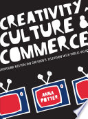 Creativity  Culture and Commerce