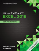 Shelly Cashman Series Microsoft Office 365   Excel 2016  Comprehensive
