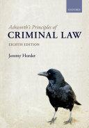Ashworth s Principles of Criminal Law