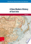 A New Modern History of East Asia Book