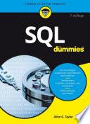 SQL fÃ1⁄4r Dummies