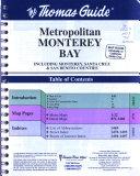 Metropolitan Monterey Bay Street Guide and Directory  2001