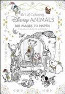 Art of Coloring Disney Animals Book PDF