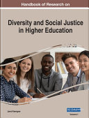 Handbook of Research on Diversity and Social Justice in Higher Education Pdf/ePub eBook