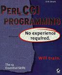 Perl CGI Programming