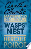 Wasps    Nest  A Hercule Poirot Short Story Book