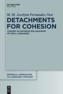 Detachments for Cohesion