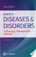 Davis s Diseases   Disorders Book