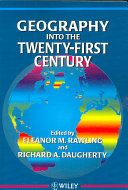Geography Into the Twenty First Century