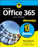 Office 365 All-in-One For Dummies Pdf/ePub eBook