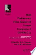High Performance Fiber Reinforced Cement Composites 2