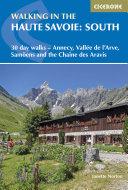Walking in the Haute Savoie  South
