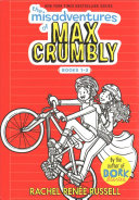 The Misadventures of Max Crumbly Books 1-3 banner backdrop