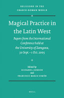 Magical Practice in the Latin West