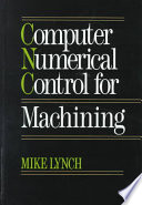 Computer Numerical Control for Machining