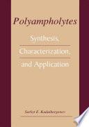 Polyampholytes