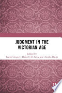 Judgment In The Victorian Age