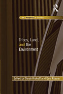 Tribes, Land, and the Environment