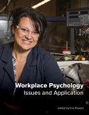 Workplace Psychology