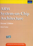 Arm System-On-Chip Architecture, 2/E