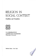 Religion in social context