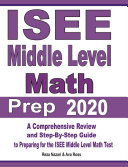 ISEE Middle Level Math Prep 2020