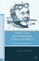 Pdf Primo Levi and Humanism after Auschwitz