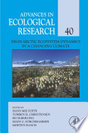 High Arctic Ecosystem Dynamics in a Changing Climate