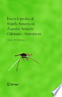 Encyclopedia of South American Aquatic Insects: Odonata - Anisoptera
