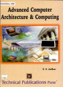 Advanced Computer Architecture   Computing