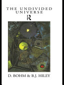 Pdf The Undivided Universe Telecharger
