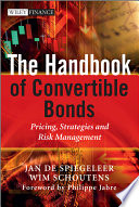 The Handbook Of Convertible Bonds Book PDF