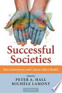 Successful Societies Book