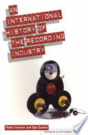 International History Of The Recording Industry Book PDF