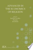 Advances in the Economics of Religion