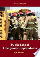 Public School Emergency Preparedness Book