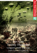 Twenty Thousand Leagues under the Sea (English French Edition illustrated)