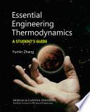 Essential Engineering Thermodynamics