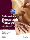 Evidence based Therapeutic Massage E Book