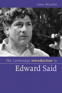 The Cambridge Introduction to Edward Said