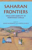 Saharan Frontiers Book