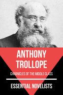 Essential Novelists   Anthony Trollope