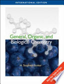 General, Organic, and Biological Chemistry, International Edition